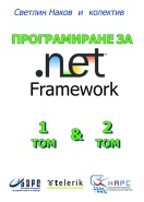 Programming for .NET Framework book - front cover