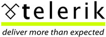 Telerik Corporation - logo