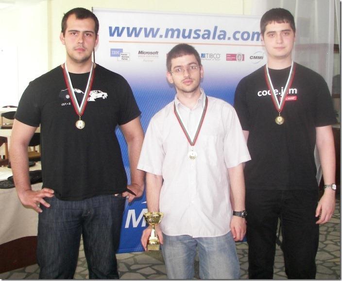 Champions-Studnets-Olympiad-Shoumen-2011