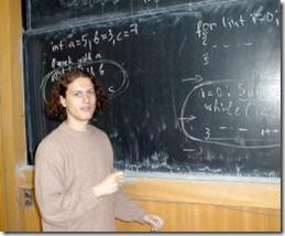 Светлин Наков преподава програмиране във ФМИ на СУ