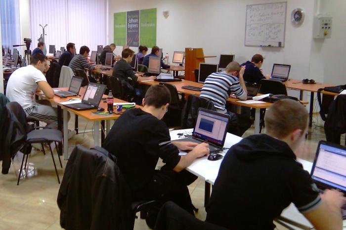 Академия на Телерик - C# изпит - 6 декември 2011