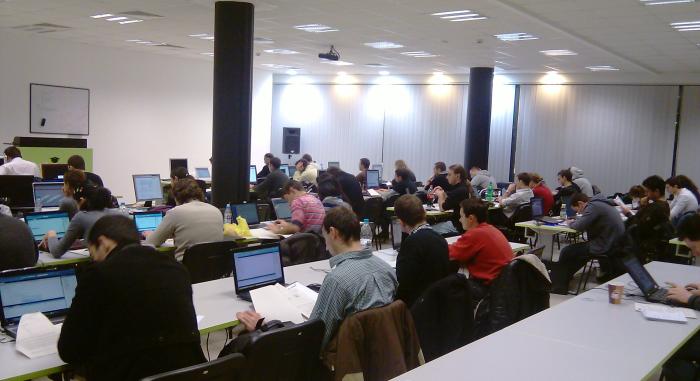 Академия на Телерик - C# изпит - 7 декември 2011