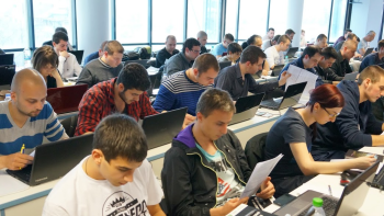 Студенти в СофтУни