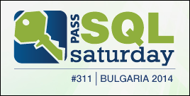 SQL Saturday #311 - Bulgaria