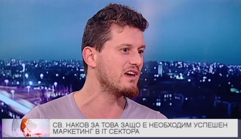 Наков в TV+